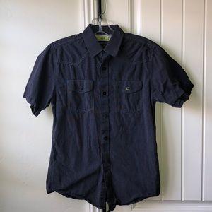 American Rag Short Sleeve Button Down